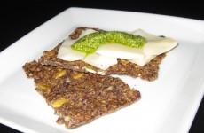 glutenfri knækbrød med quinoa